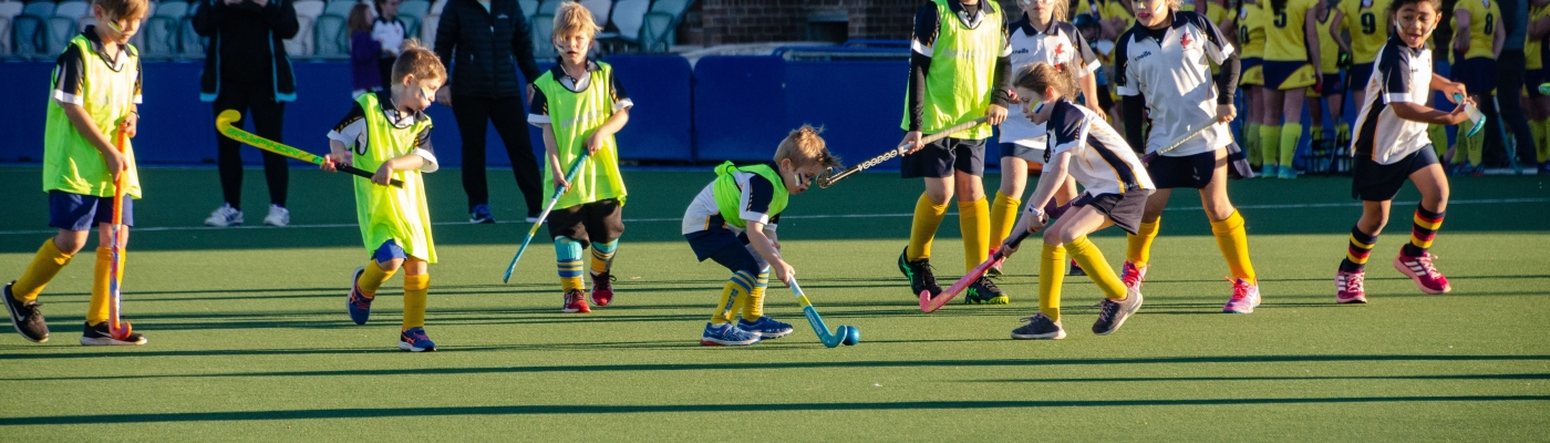 Junior Hockey Canberra